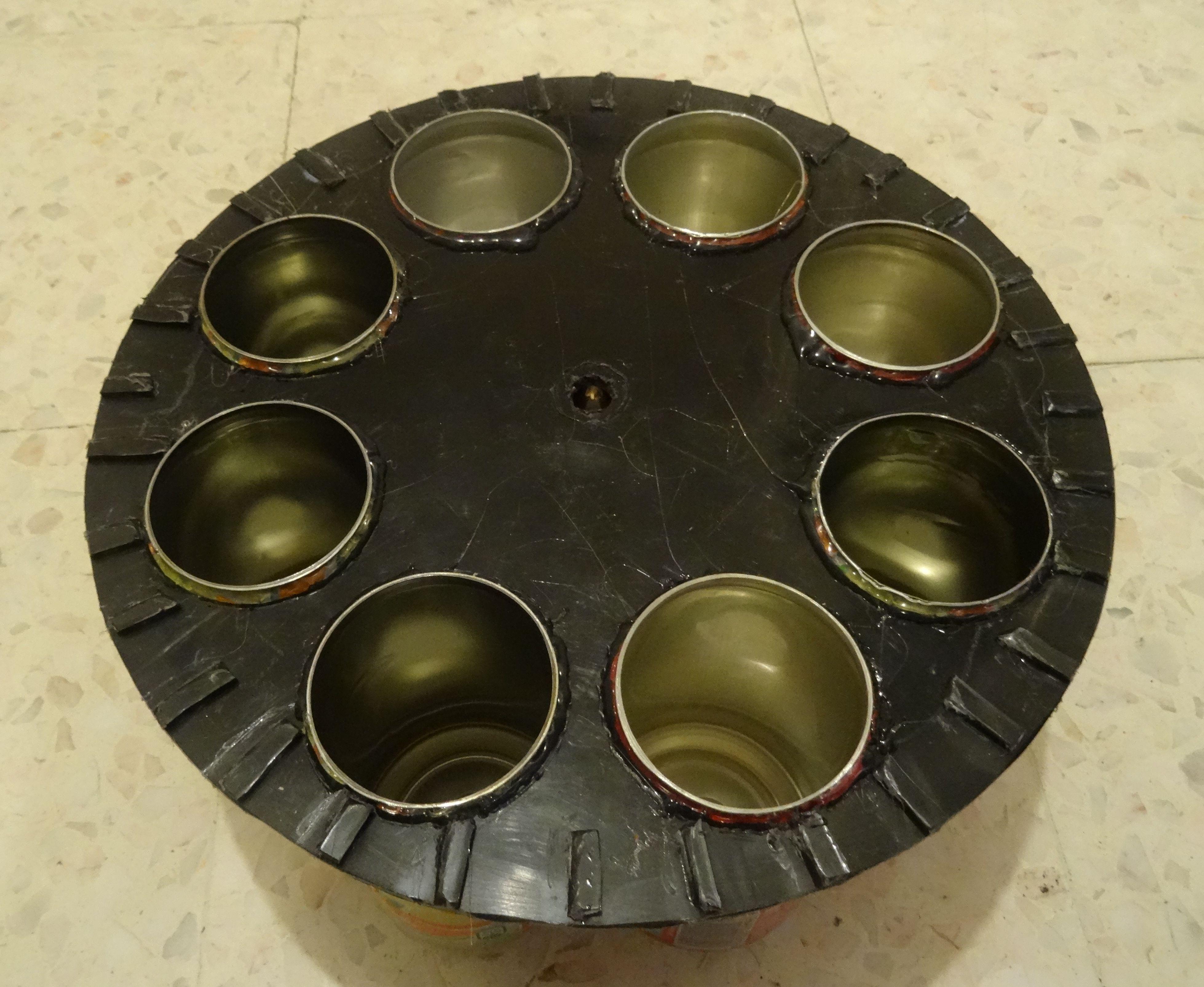 roue cranté