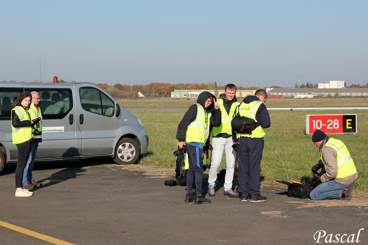 SPOTTERS - Vinci Spotters Day Rennes Aéroport 2018 - Page 7 181124045833931958