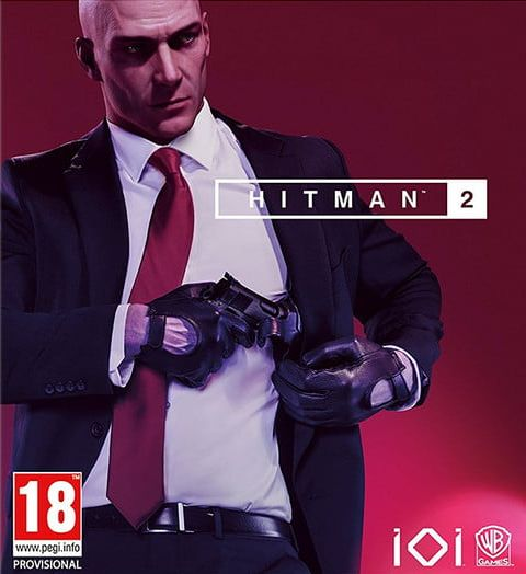 Poster for Hitman 2