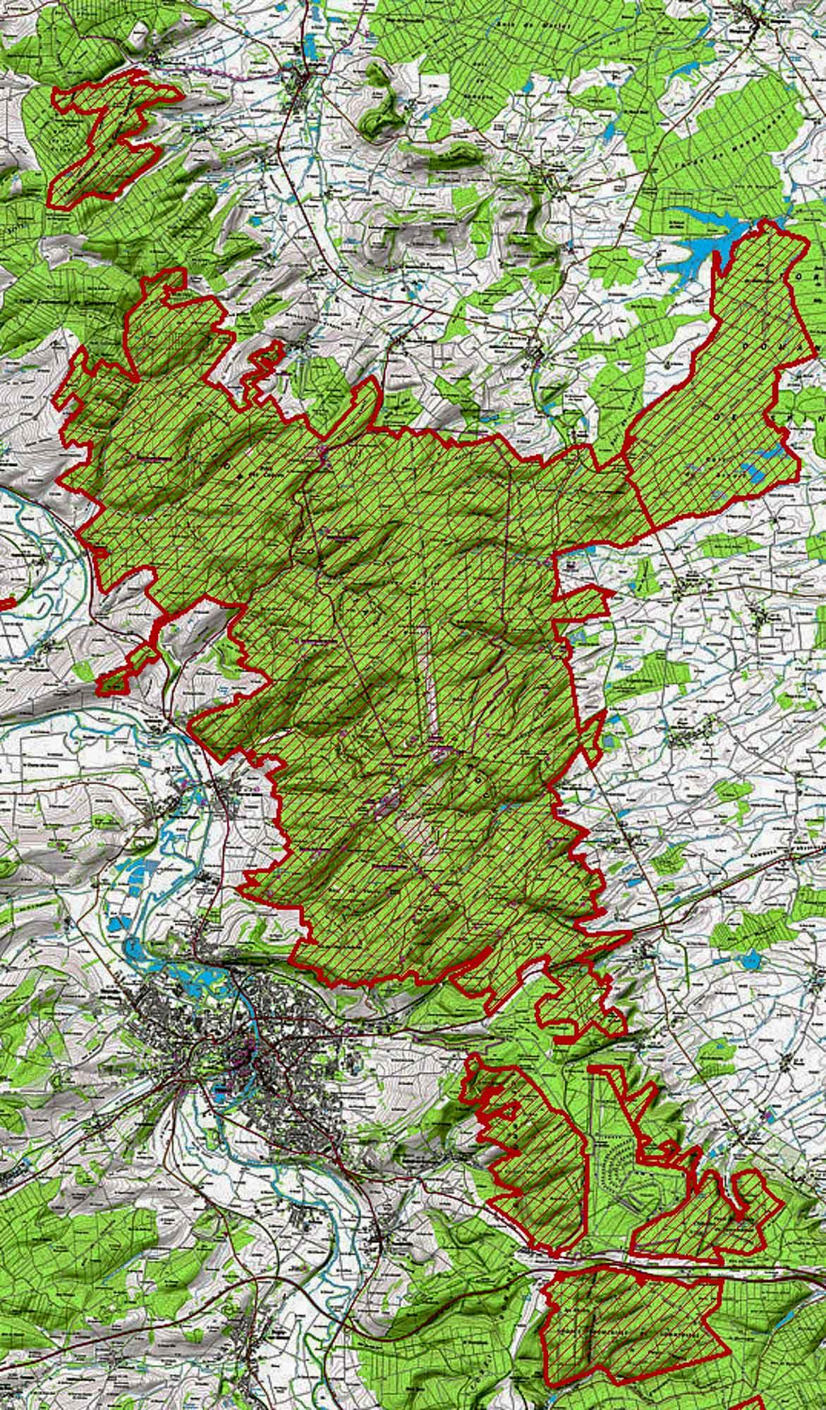Calibrage cartes France et référentiels 181125121423682721