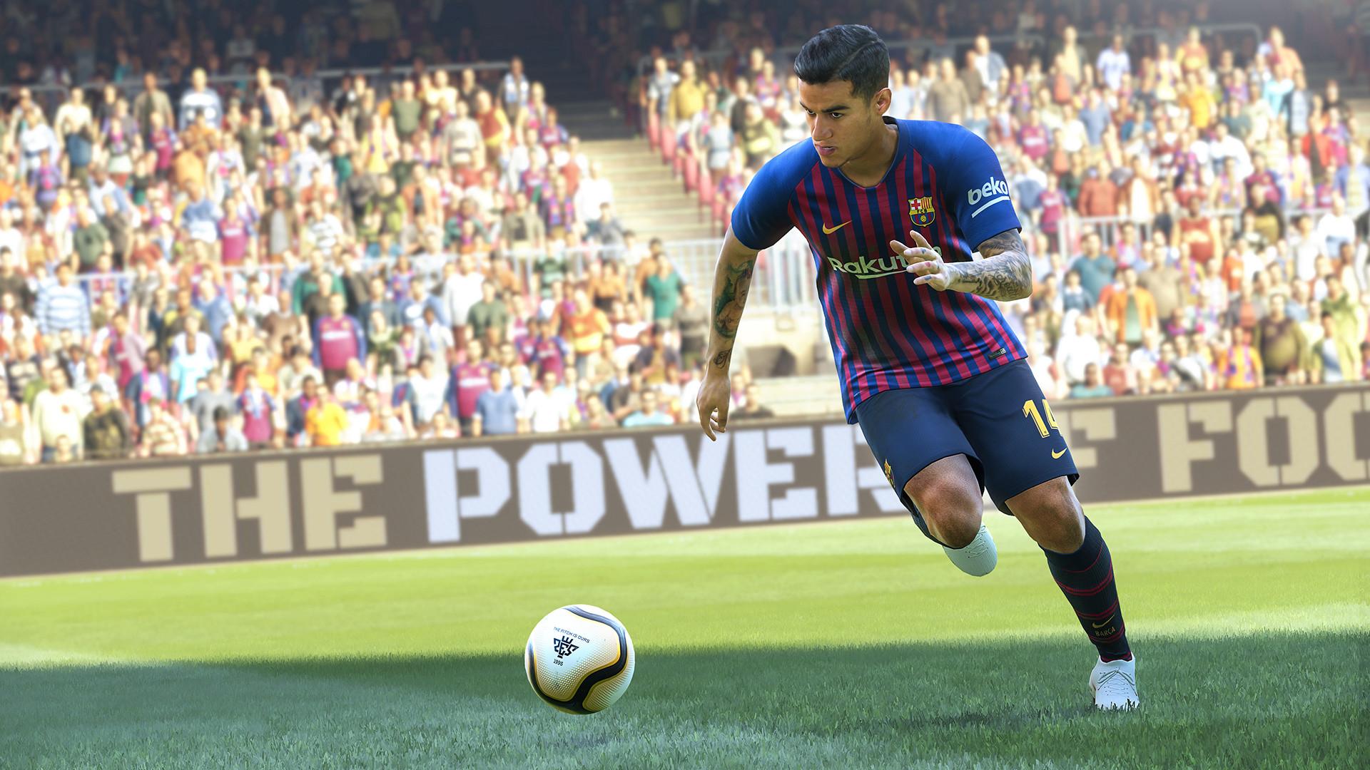 Pro Evolution Soccer 2019 image 1