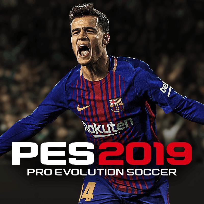 Poster for Pro Evolution Soccer 2019
