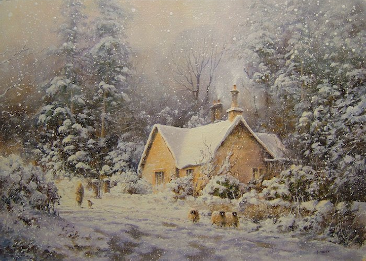 Paysages d'hiver ... 181126010633798895
