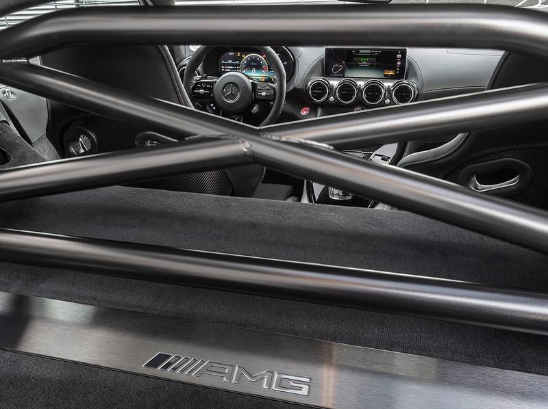 Mercedes-Benz AMG GT R PRO Interior 2