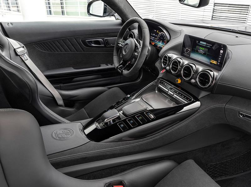 Mercedes-Benz AMG GT R PRO Interior