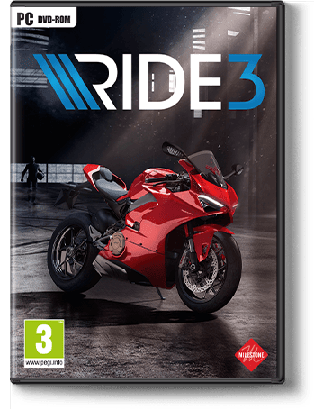 Poster for RIDE 3