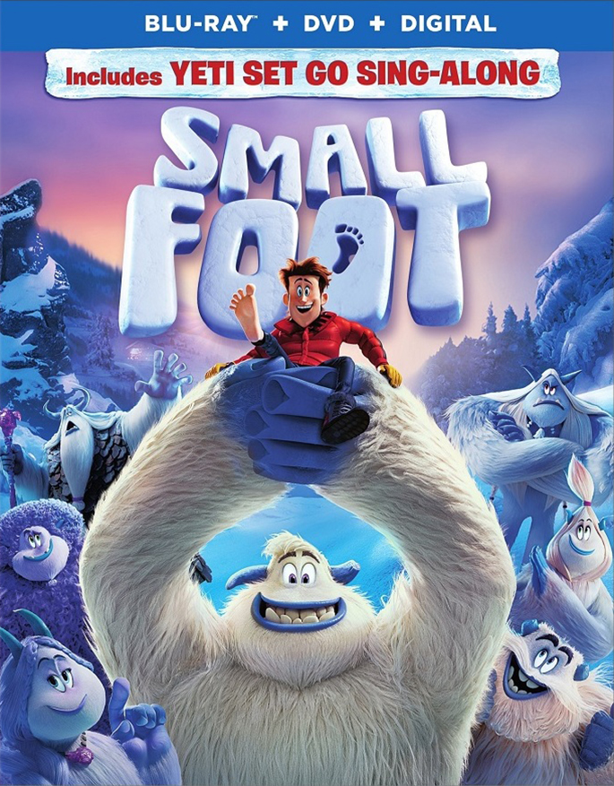 Smallfoot poster image