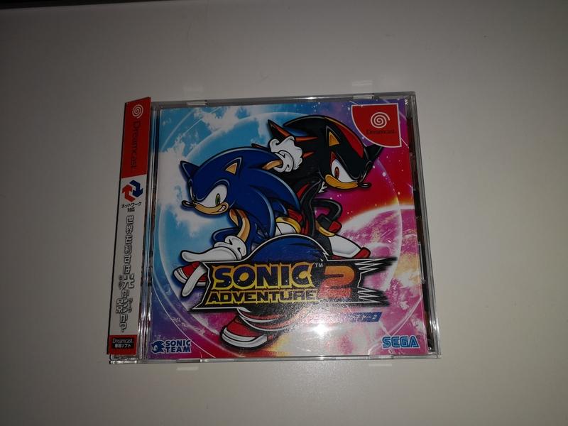 Vend du collecter sur Dreamcast jap 181202093139990755