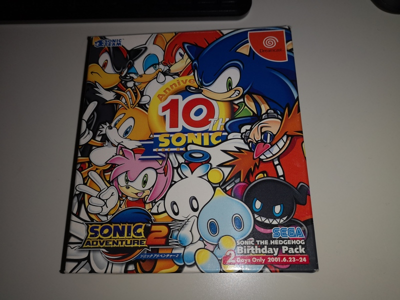 Vend du collecter sur Dreamcast jap 18120209314547220