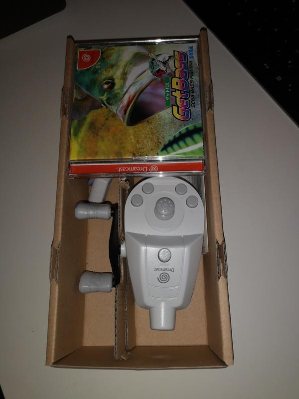 Vend du collecter sur Dreamcast jap 181202093450288517