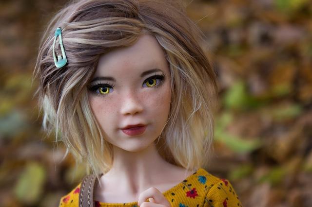 Enchères Ebay ★ Ema Asphodele Art Dolls ★Editions limitées★ 181204012548609181
