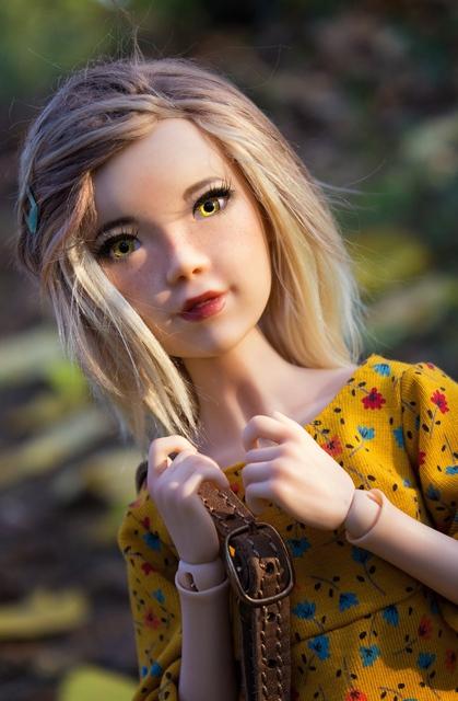 VEND Ema Asphodele Art Dolls ★Editions limitées★ 181204014843337228