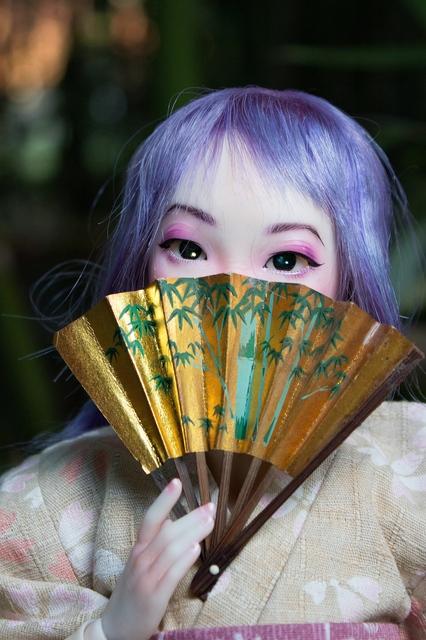 VEND Ema Asphodele Art Dolls ★Editions limitées★ 181204023847480660