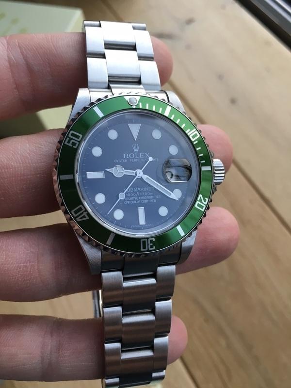 [Vends] Rolex Submariner 16610LV 181205010545854198
