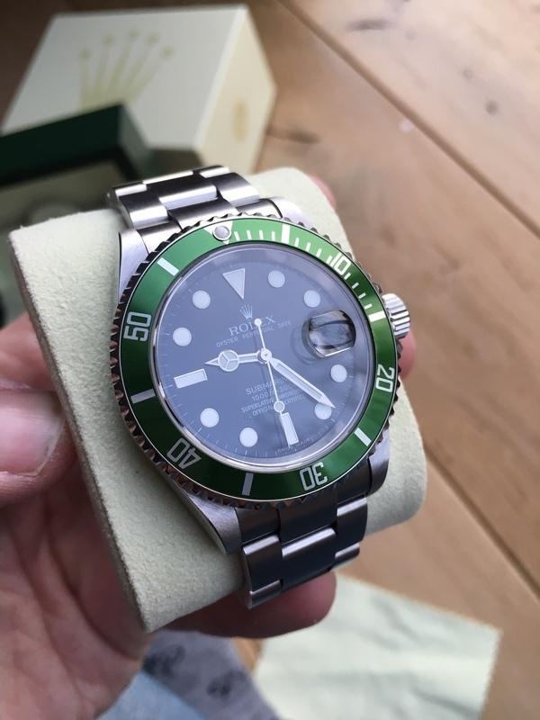 [Vends] Rolex Submariner 16610LV 18120501061720583