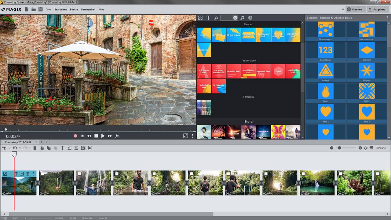 MAGIX Photostory 2019 Deluxe 18 1 2 30 x64-P2P – Releaselog