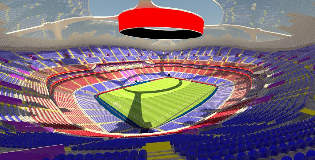 Your Own Stadium Design - Page 605 - SkyscraperCity