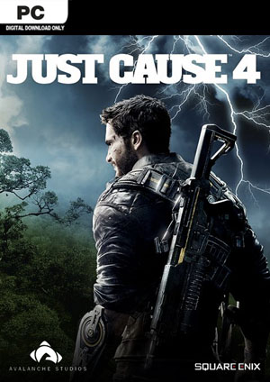 Poster for Just Cause 4