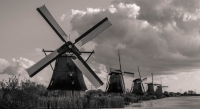 Moulins de Kinderdijk Mini_181205015825715085
