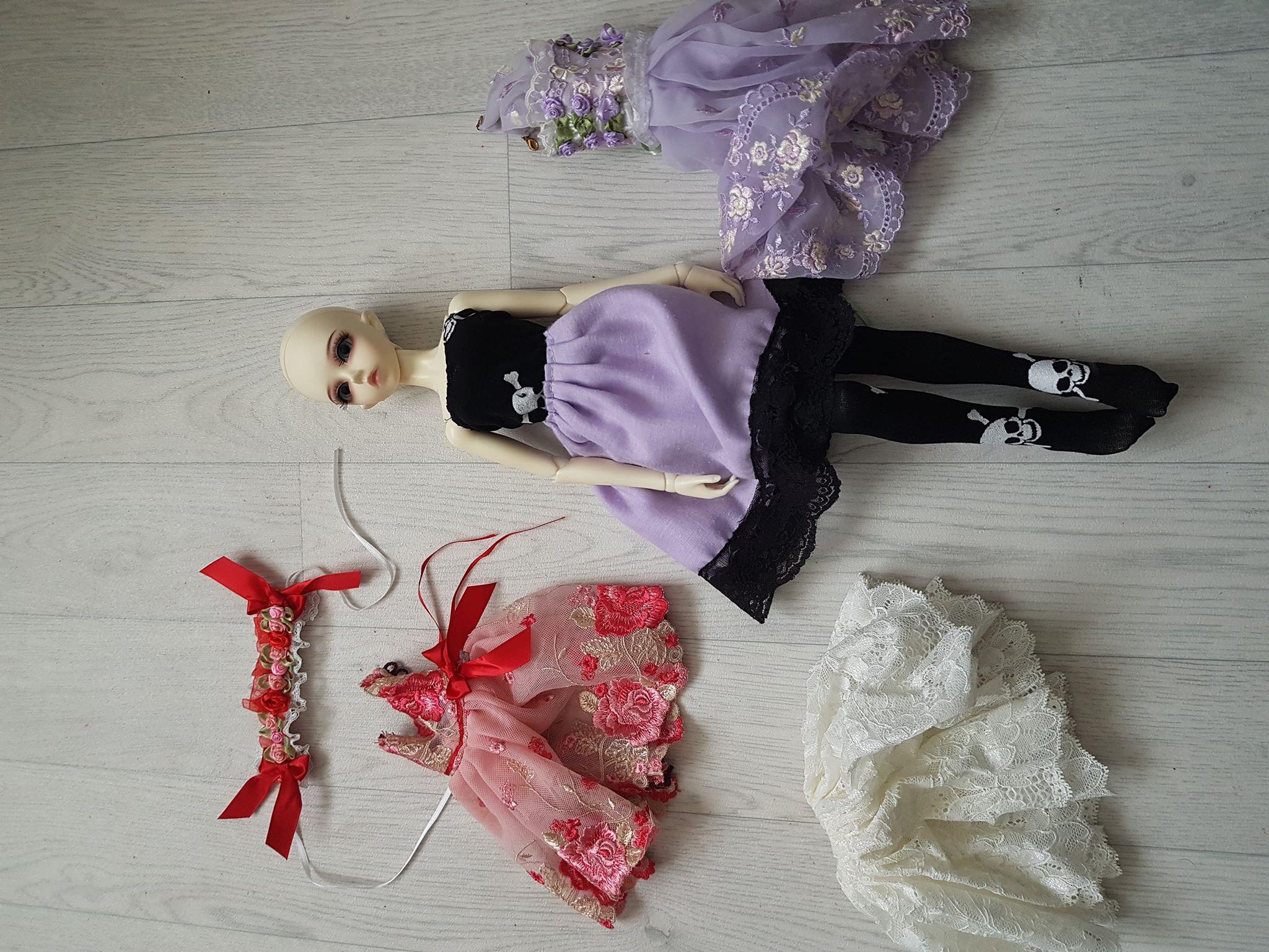 [VEND] BJD MSD Angel of Dream shangnai (150 euros) 18120601185610331