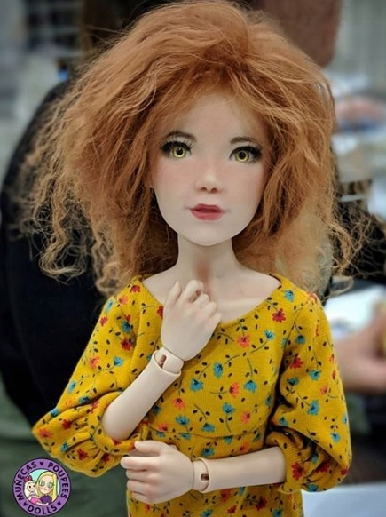 Enchères Ebay ★ Ema Asphodele Art Dolls ★Editions limitées★ 181206112301675775
