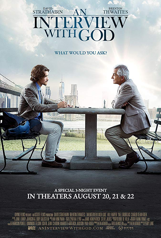 An Interview with God poster image