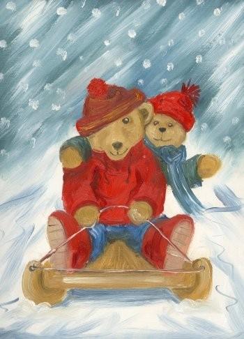 Paysages d'hiver ... 181207020626563941