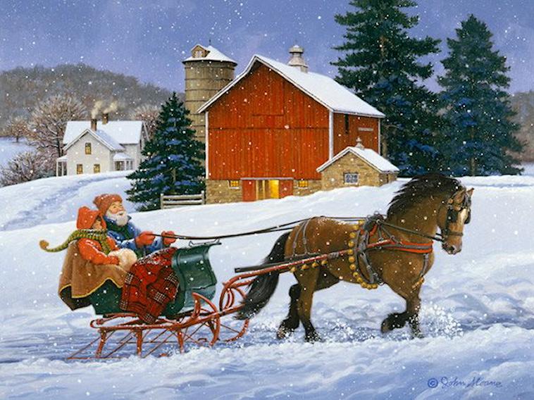 Paysages d'hiver ... 181207020756148051