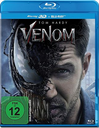 Venom 2018 720p BluRay