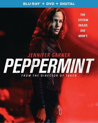 Peppermint 2018 720p BluRay