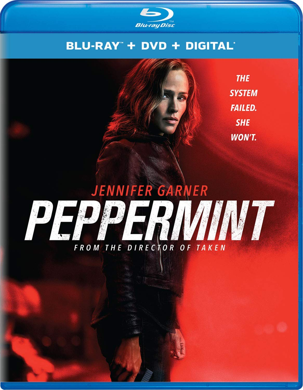 Peppermint (2018) poster image