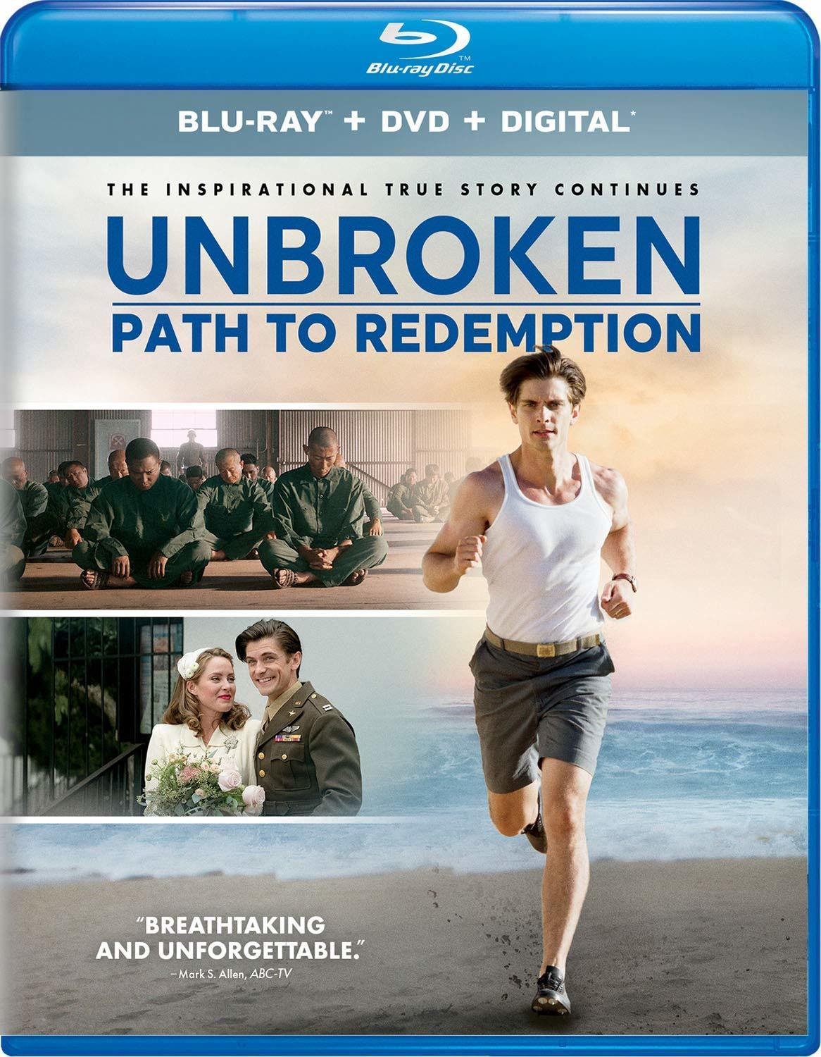 Unbroken: Path to Redemption (2018) poster image
