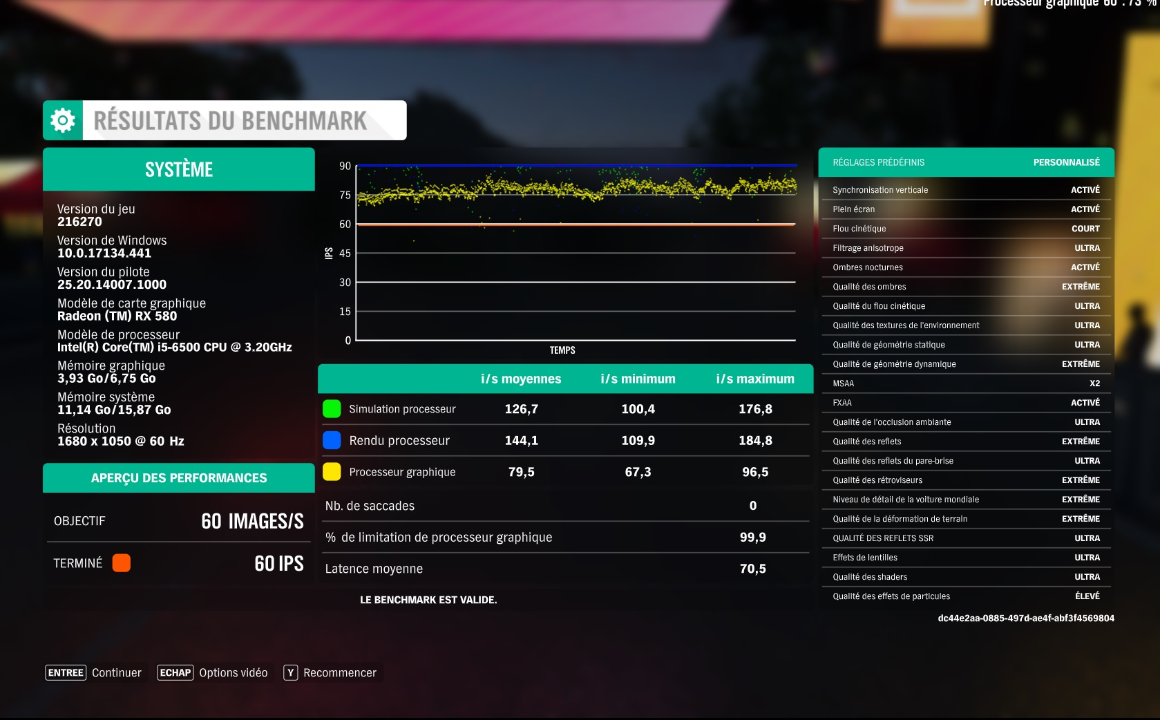 GPU usage at 99% with poor performance - Community Support - Forza