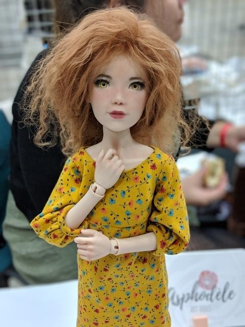 VEND Ema Asphodele Art Dolls ★Editions limitées★ 181209030804875273