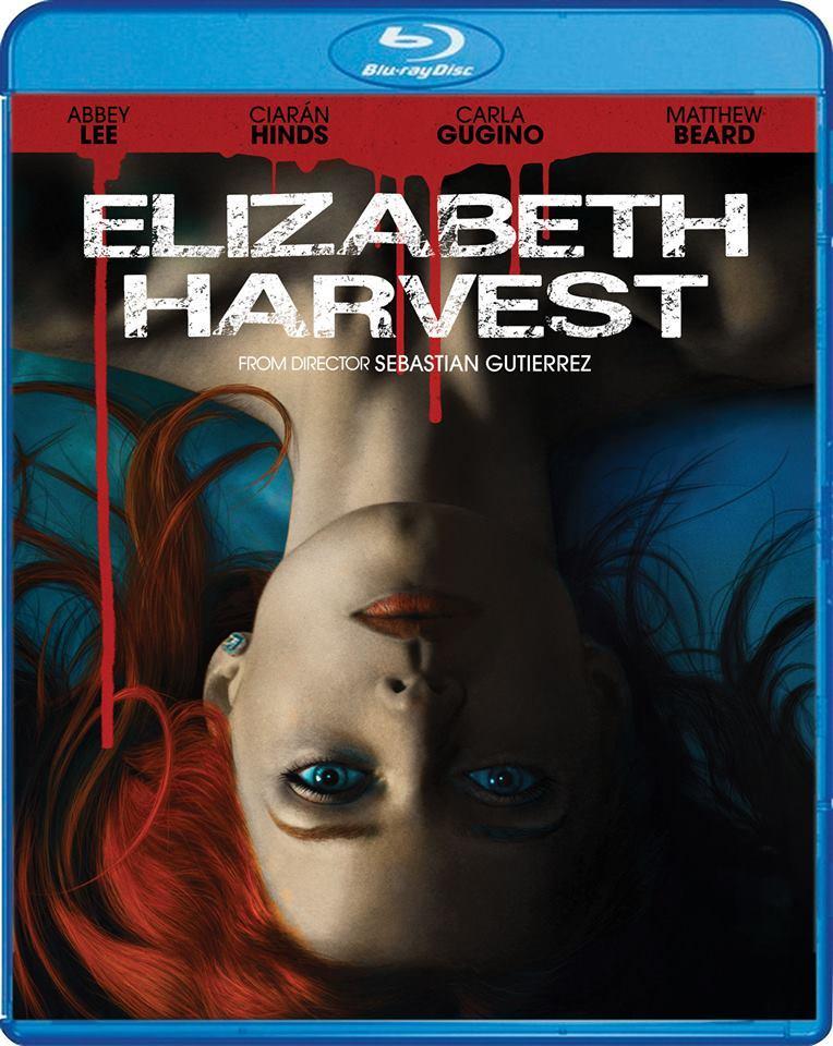 Elizabeth Harvest (2018) poster image