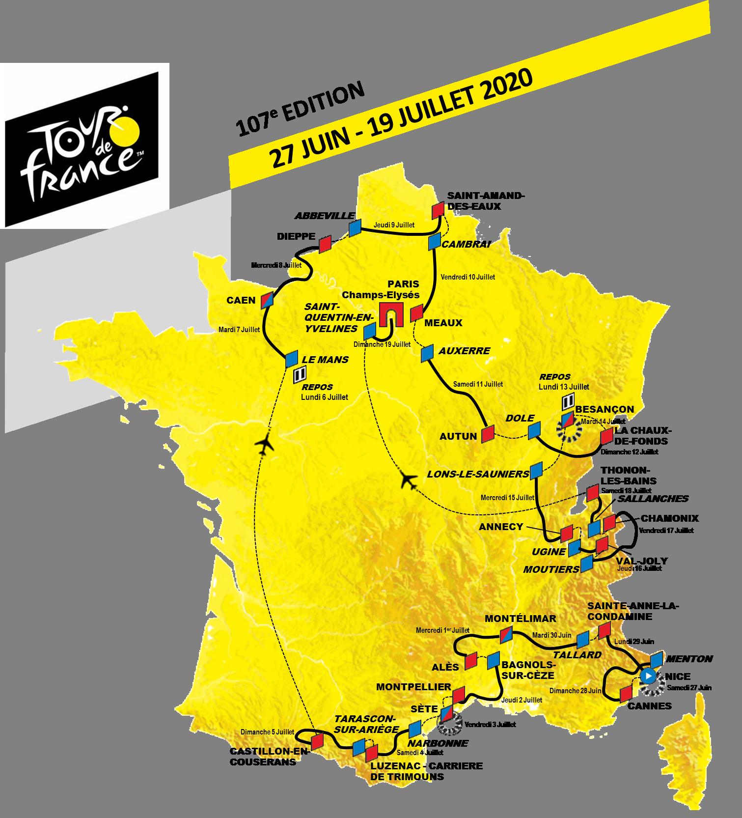 tour de france 2020 carte Concours] Tour de France 2020 [Votes   Phase Finale]   Page 56