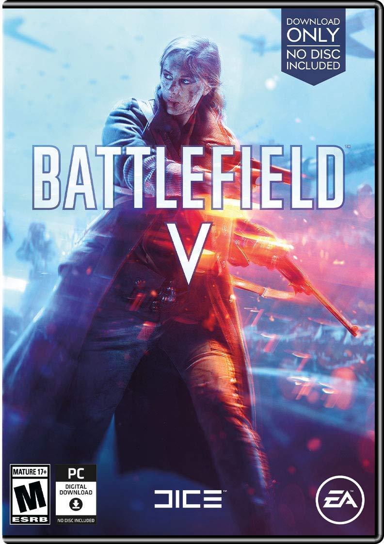Poster for Battlefield V