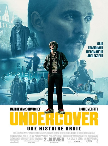 Undercover : Une Histoire Vraie [FRENCH][HDRIP]