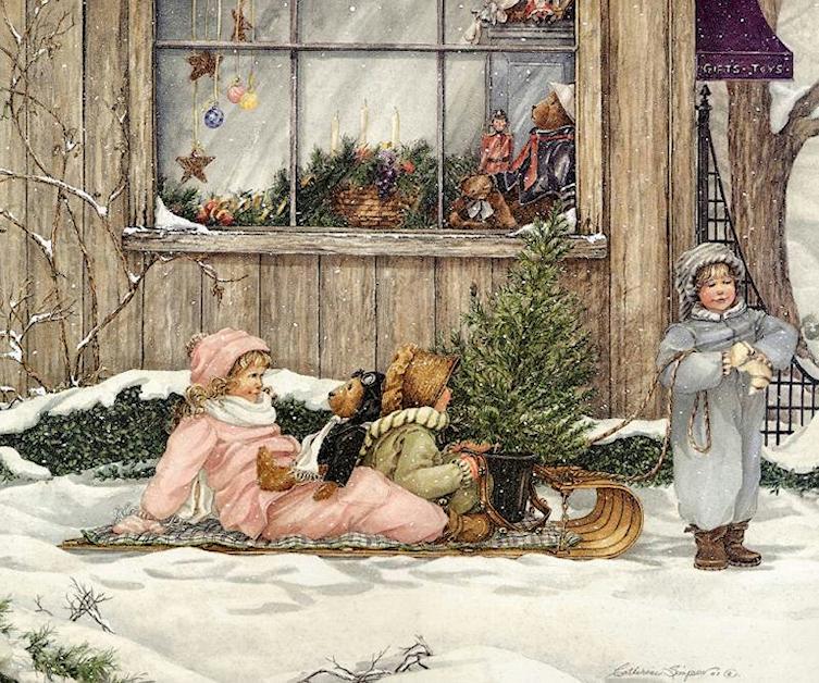 Paysages d'hiver ... 18121409570675666