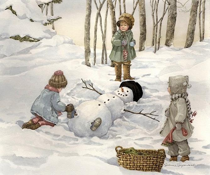 Paysages d'hiver ... 181214095853453261