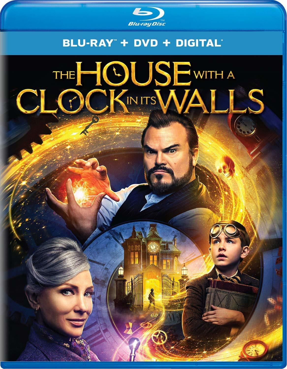 The House with a Clock in Its Walls (2018) poster image