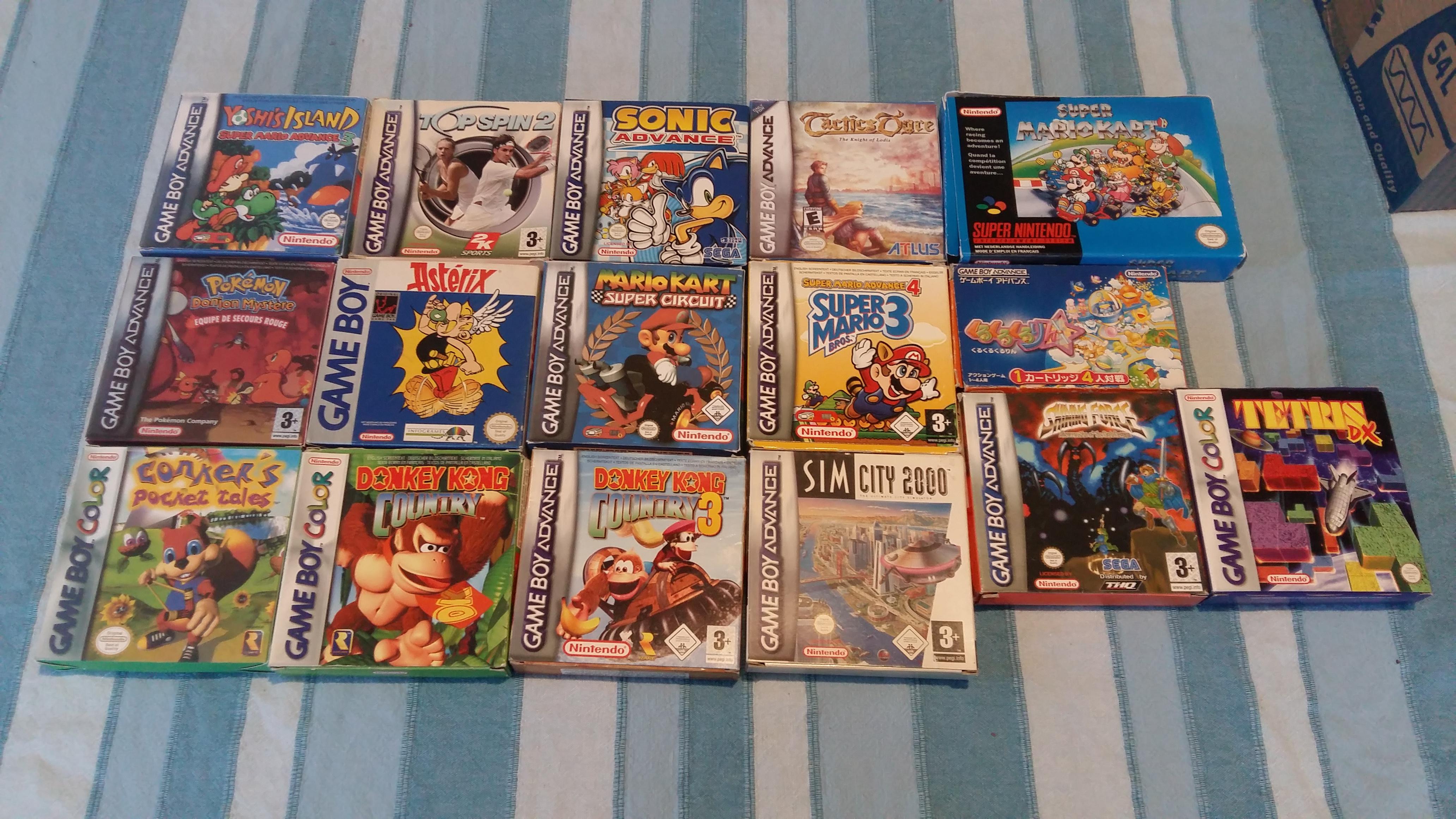 [ECH] Shantae 1/2 Genie contre Sonic Mania ou Dead Cells ou quelque chose de mes recherches - Page 3 181216034400455556