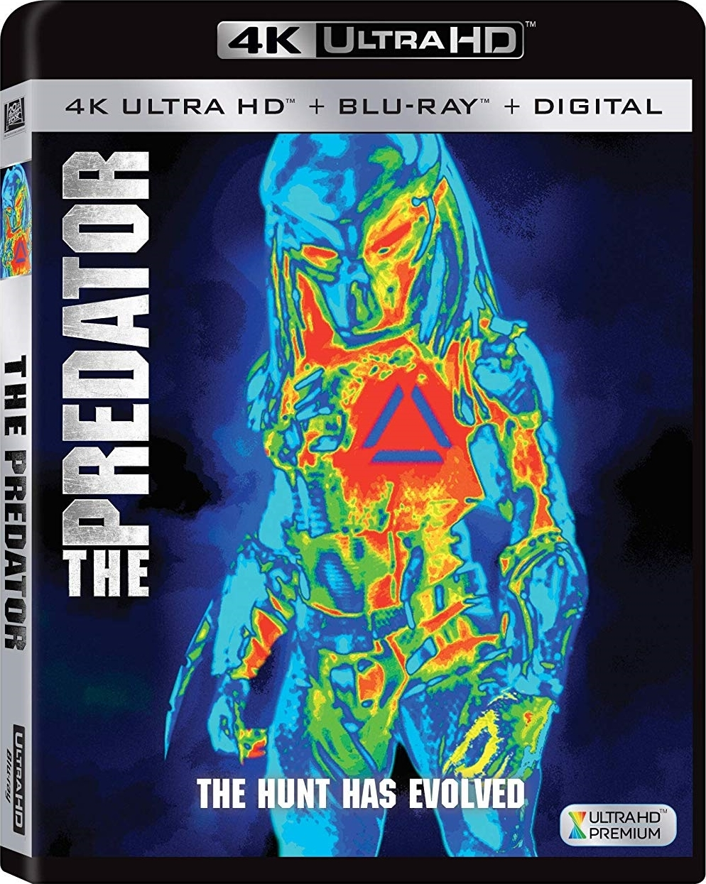 The Predator (2018) poster image