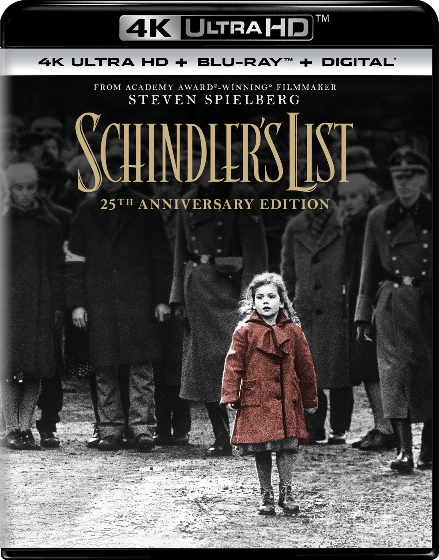 Schindlers List (1993) poster image