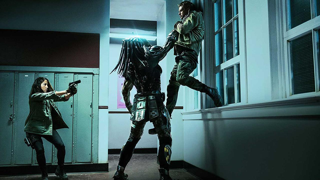 The Predator (2018) image