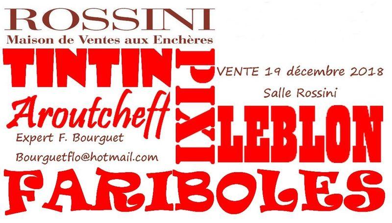 41b456ac0fe Ventes aux Enchères (Planning
