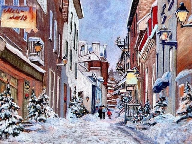 Paysages d'hiver ... 181218014828747333