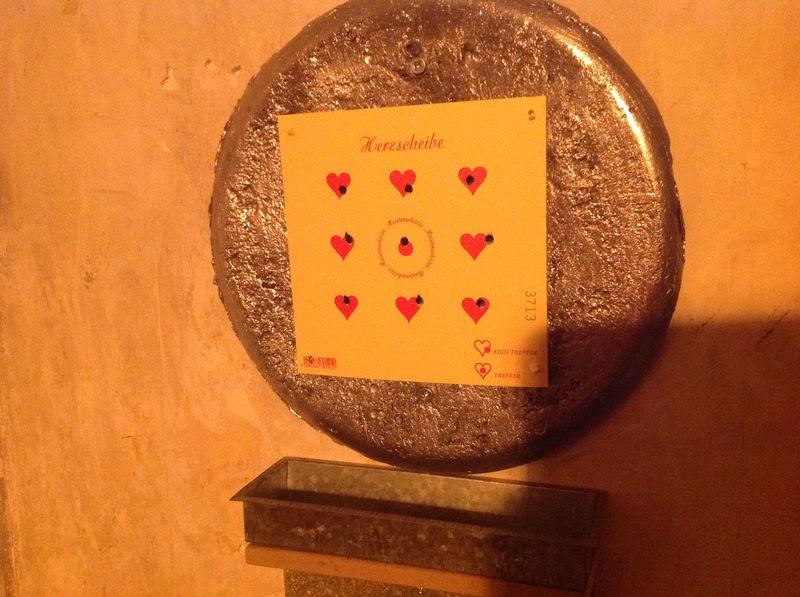 Cibles cœur allemandes Crosman 2300T et plomb SWS Thunder. 181218083507288309