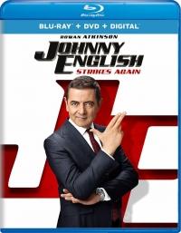 Johnny English Strikes Again poster image