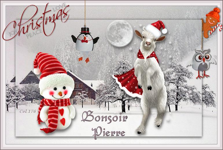 Sigs Bonjour/bonsoir animées - Dimanche 16/12 18121911493532442